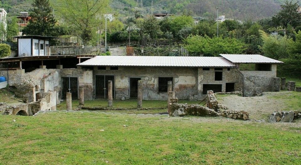 Ics Mosè Mascolo Villa Rustica Romana In Località Casa Salese